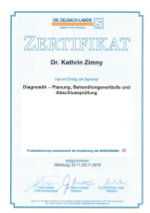Kathrin Zimny Diagnostik